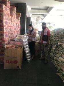 Jatim Park Group Bagikan 30 Ribu Paket Sembako