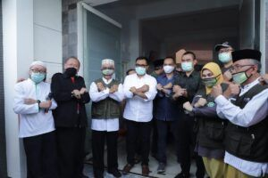 Bebas dari Jeruji Besi, Mantan Wali Kota Malang Mulai Tampil di Depan Publik