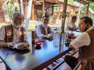 Bupati Banyuwangi Abdullah Azwar Anas Puas Dikunjungi Presiden Jokowi dan Letjen TNI Doni Monardo