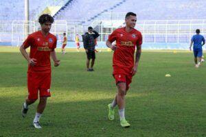 Dua Pemain Baru Arema FC Asal Brasil Berharap Lebih di Klub Barunya