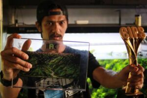 Herry Rasio, Master Aquascape Kelas Dunia Asal Malang