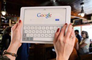 Google Tumbang, Beberapa Layanan Sulit Diakses