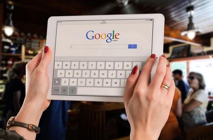 Google tumbang