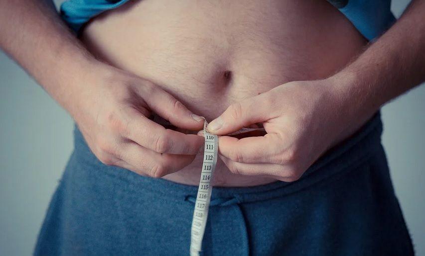 ilustrasi obesitas