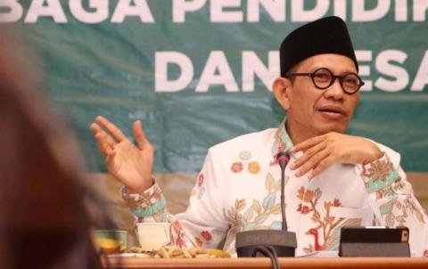 Ketua PBNU, Robikin Emhas. (Foto: NU Online)