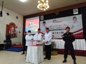 Pasangan Petahana Sanusi-Didik Resmi Deklarasikan Tim Pemenangan Pilkada Kabupaten Malang 2020