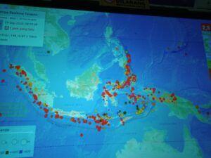 Gempa Terkini Magnitudo 6,4 Guncang Perairan Minahassa, Gorontalo