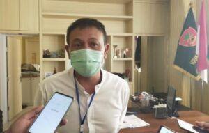 Wakil Sekretaris Gugus Tugas Percepatan Penanganan COVID-19 Surabaya, Irvan Widyanto.