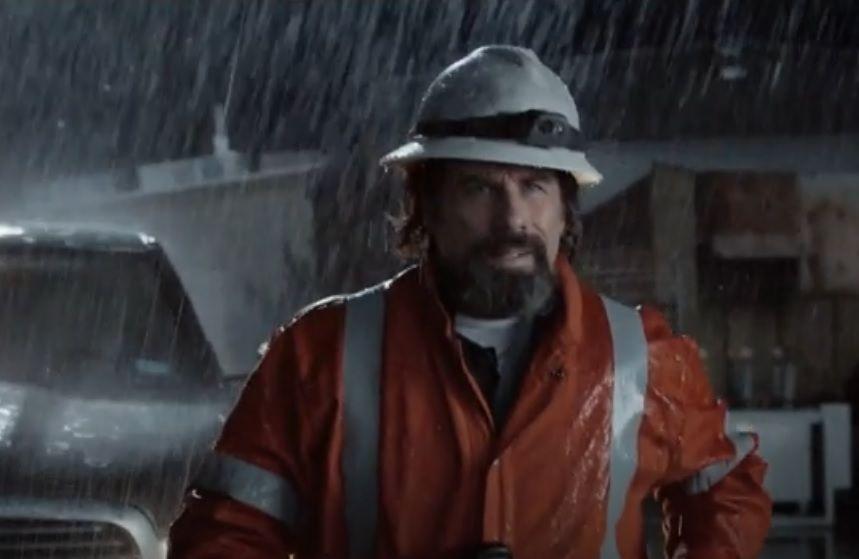 John Travolta dalam film Life on the Line
