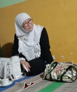 Dewi Khalifah, Nyai Eva, calon bupati sumenep