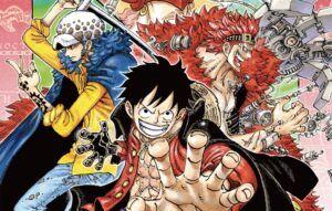 Spoiler One Piece 997: Kaido Semakin Serius! Ingin Hancurkan Onigashima dan Ibu Kota Bunga