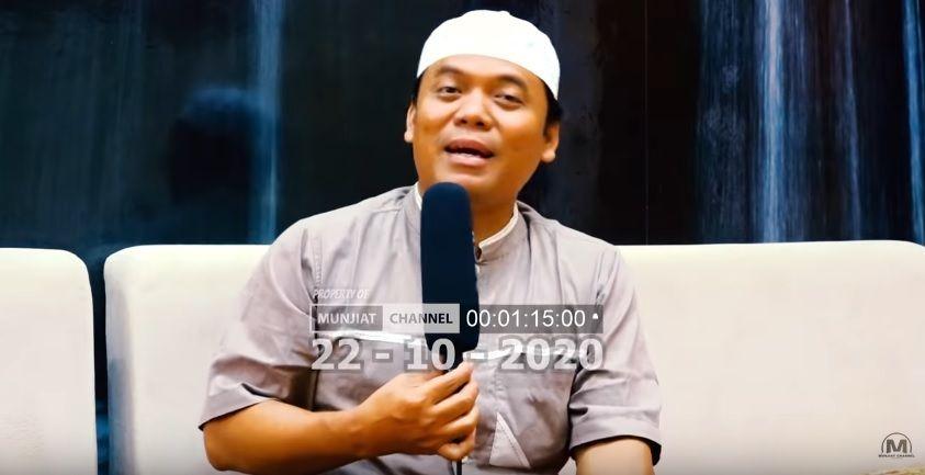 Gus Nur. (Foto: Tangkapan layar channel YouTube Mujiat Channel)