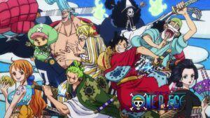Spoiler One Piece 992: Lawan Red Scabbards, Kaido Keluarkan Jurus Auman Petir