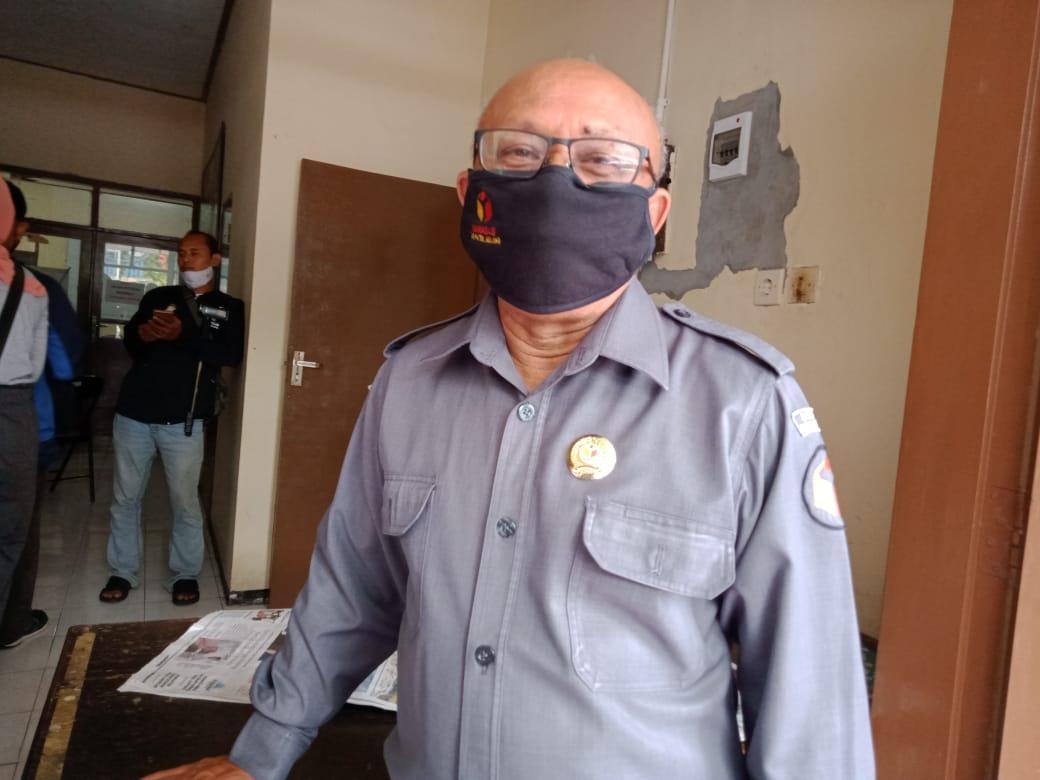 Koordinator Divisi Penanganan Pelanggaran Bawaslu Kabupaten Malang, George da Silva