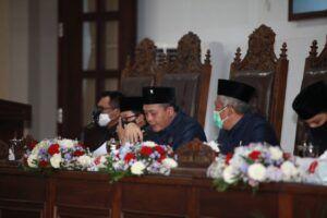 DPRD Kota Malang Beri Semangat Pemkot Malang Selesaikan Rancangan Perda APBD 2021