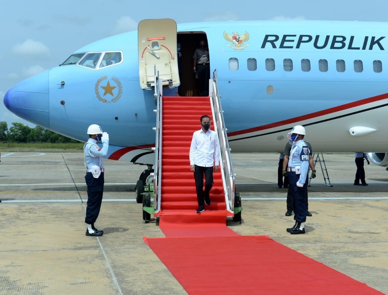 presiden jokowi kunjungan kerja