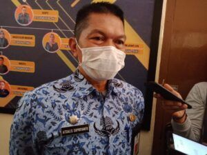 Kepala Dinas Pemuda dan Olahraga, Atsalis Supriyanto terkait ASN tak netral