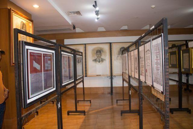 Museum Bung Karno merupakan salah satu museum di Jawa Timur