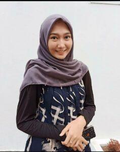 Afwa Zakia Al Azkaf. (Foto: Dokumen)