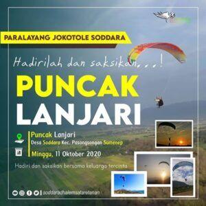 Puncak Lanjari mulai buka Minggu 11 Oktober