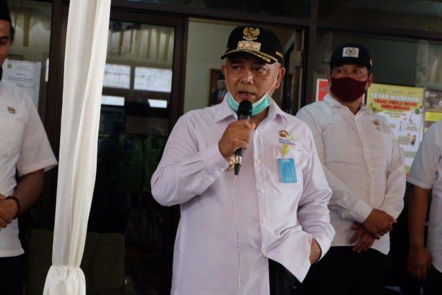 Sanusi, petahana di Pilkada 2020 Jawa Timur dari Kabupaten Malang. (Foto: RAP) petahana di jawa timur