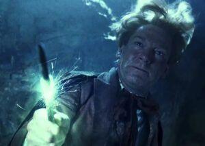 Mantra Harry Potter Obliviate mulai sering digunakan di seri kedua Harry Potter and Chamber of Secrets oleh Gilderoy Lockhart.