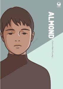 Almond karya Sohn Won-Pyung salah satu rekomendasi buku dari RM BTS