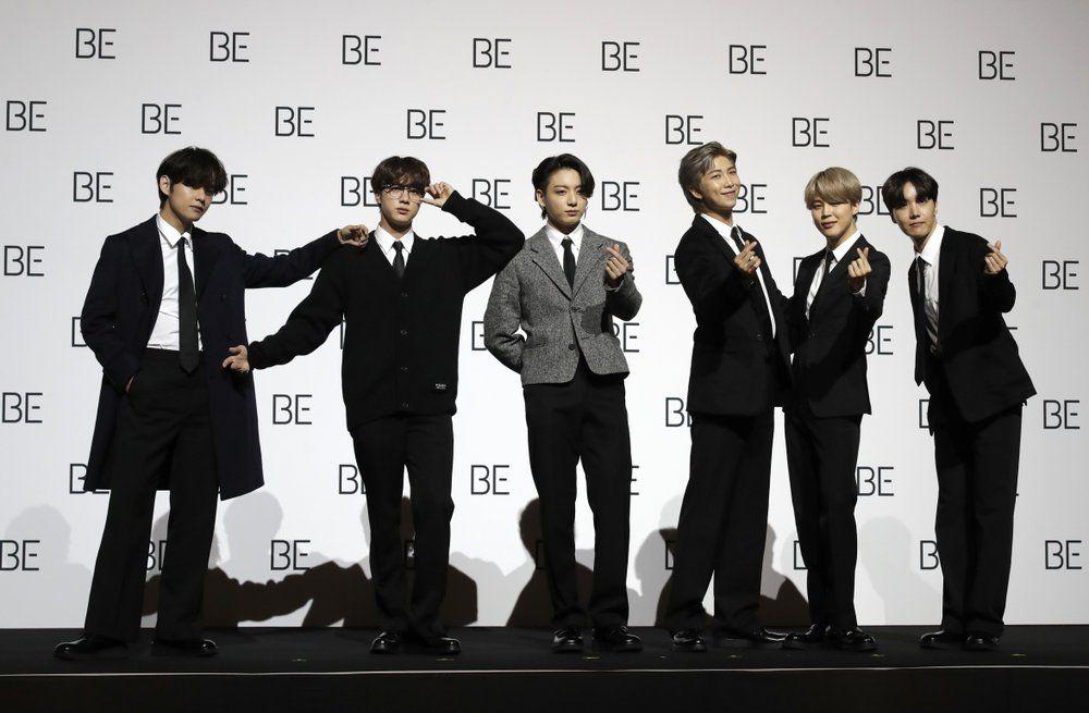 """Grup musik asal Korea Selatan, BTS akan meluncurkan album terbaru berjudul""""BE"""""""