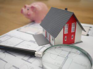 Ilustrasi membeli rumah sebagai investasi
