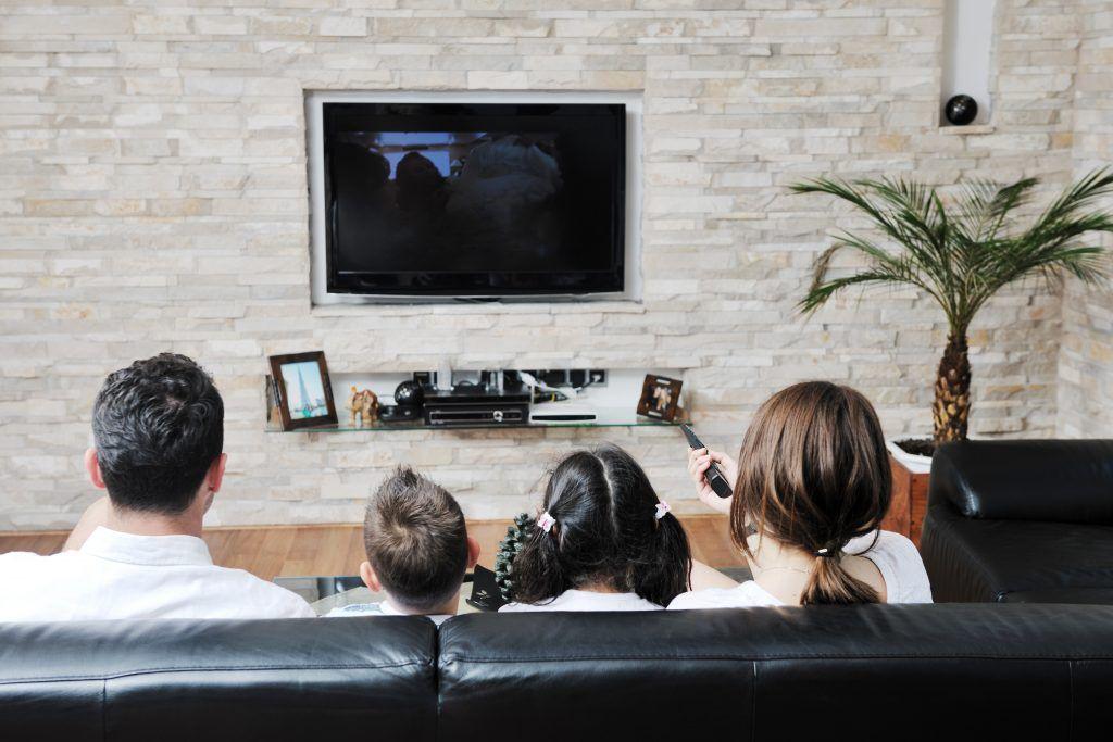 Ilustrasi deretan rekomendasi film animasi keluarga untuk akhir pekan