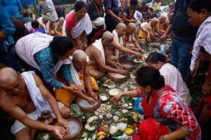 Peringatan di Nepal