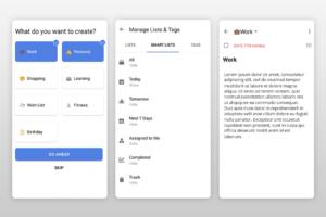 Aplikasi Membuat To-do List