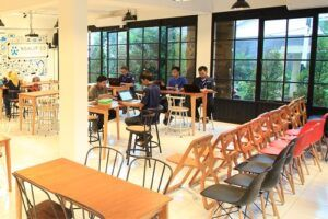 Ngalup.co coworking space