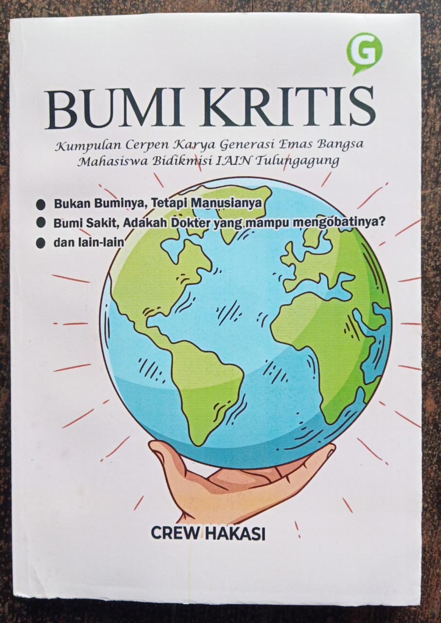 buku bumi kritis