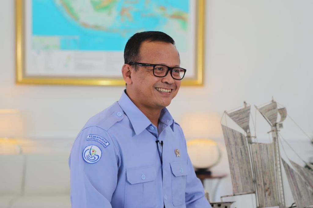 Edhy Prabowo, Menteri Kelautan dan Perikanan yang ditangkap oleh KPK terkait korupsi ekspor benih lobster