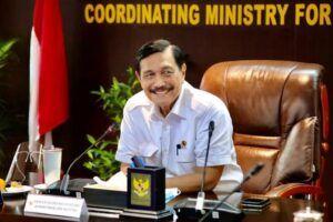 Ragam Aksi Luhut saat Jadi Menteri KP Sementara Usai Edhy Prabowo Ditangkap KPK