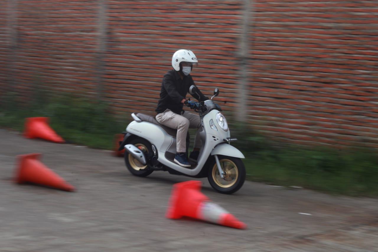 New Honda Scoopy