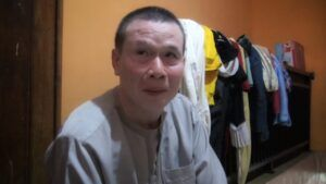 Slamet Effendy, saksi mata kereta larat alias berjalan sendiri yang tinggal di pinggiran Stasiun Kota Lama Malang