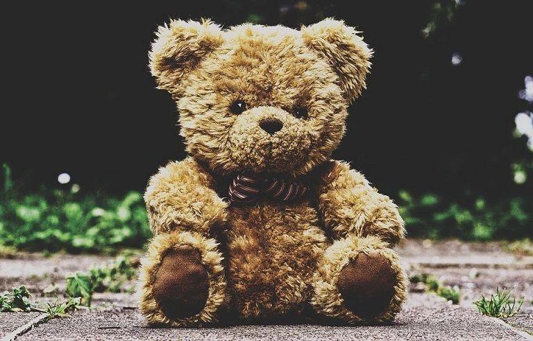 boneka teddy bear, sabu-sabu narkoba dalam boneka