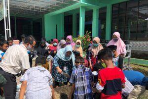 Tim Pengabdian UB Gelar Program Pendidikan Pertanian untuk Anak Usia Dini