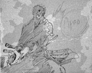 Zoro kalahkan Apoo dalam spoiler One Piece 997