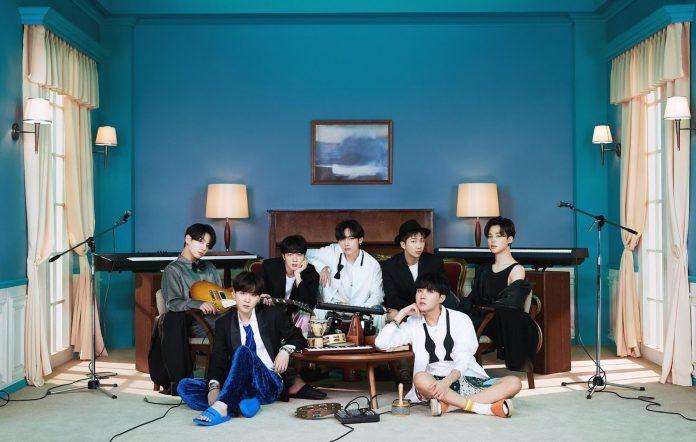 Lagu BTS berjudul Life Goes On terus nangkring di Billboard Hot 100