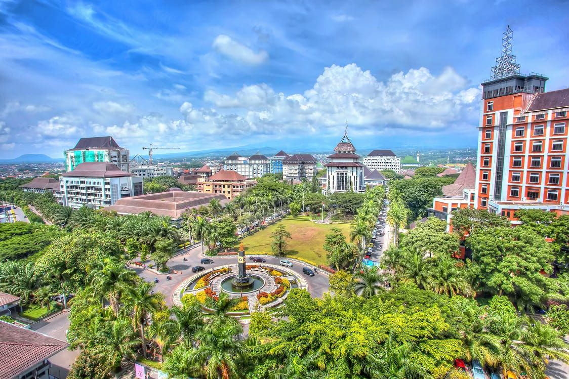 Universitas Brawijaya (UB) di Kota Malang tetap terapkan kuliah daring atau online hingga semester depan. (Foto: Dokumen UB)