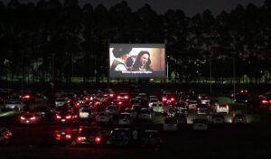 Drive-in Cinema: Opsi Seru Nonton Film saat Pandemi