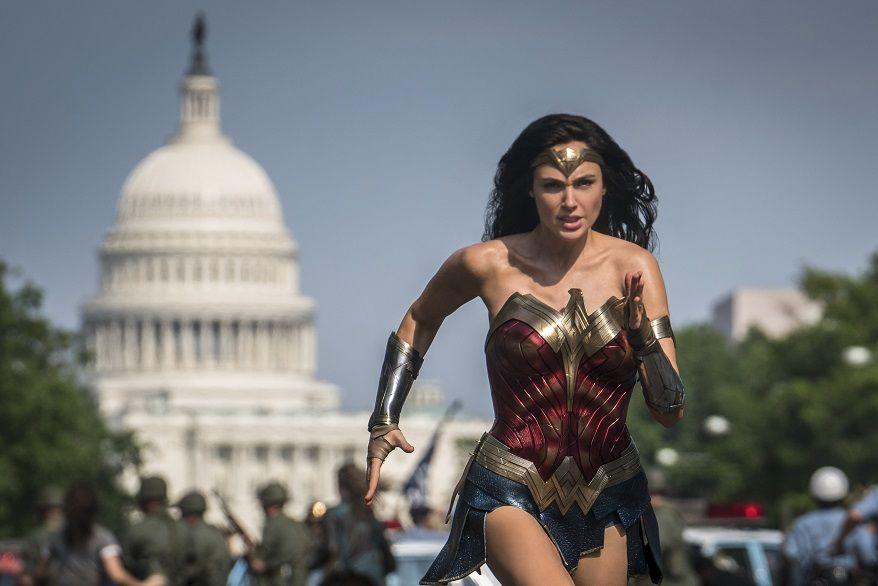 Gal Gadot dalam film Wonder Woman 2024. (Foto: IMDb)