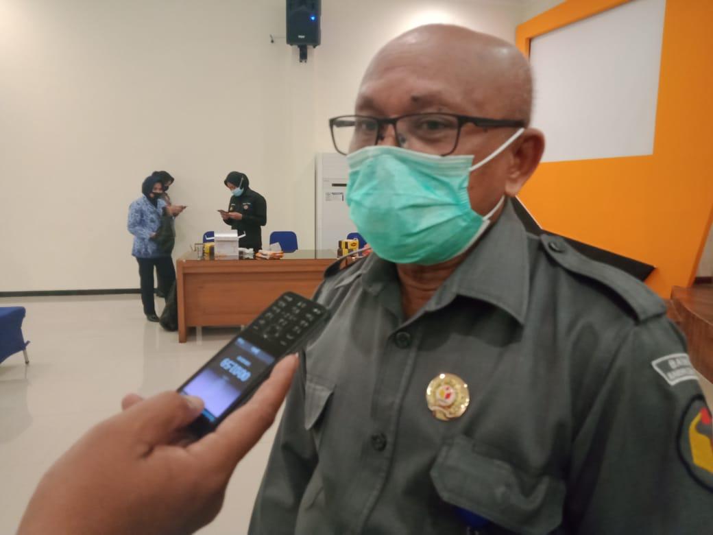 Koordinator Divisi Penanganan Pelanggaran Bawaslu Kabupaten Malang, George da Silva. (Foto: RAP/Tugu Malang/Tugu Jatim)