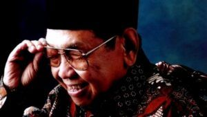 KH Abdurrahman Wahid atau Gus Dur. (Foto: nu.or.id)