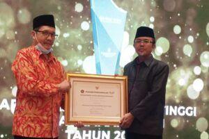 IDIA Prenduan meraih penghargaan dari Kemenag. (Foto: Dokumen)