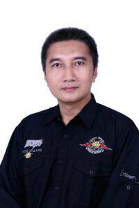 Purwono Tjokrodarsono Penulis Sekretaris Organda Malang Raya. (Foto: Dok)