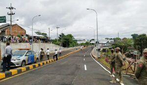 Jembatan Kedungkandang akhirnya resmi digunakan untuk umum mulai Rabu (30/12/2020)